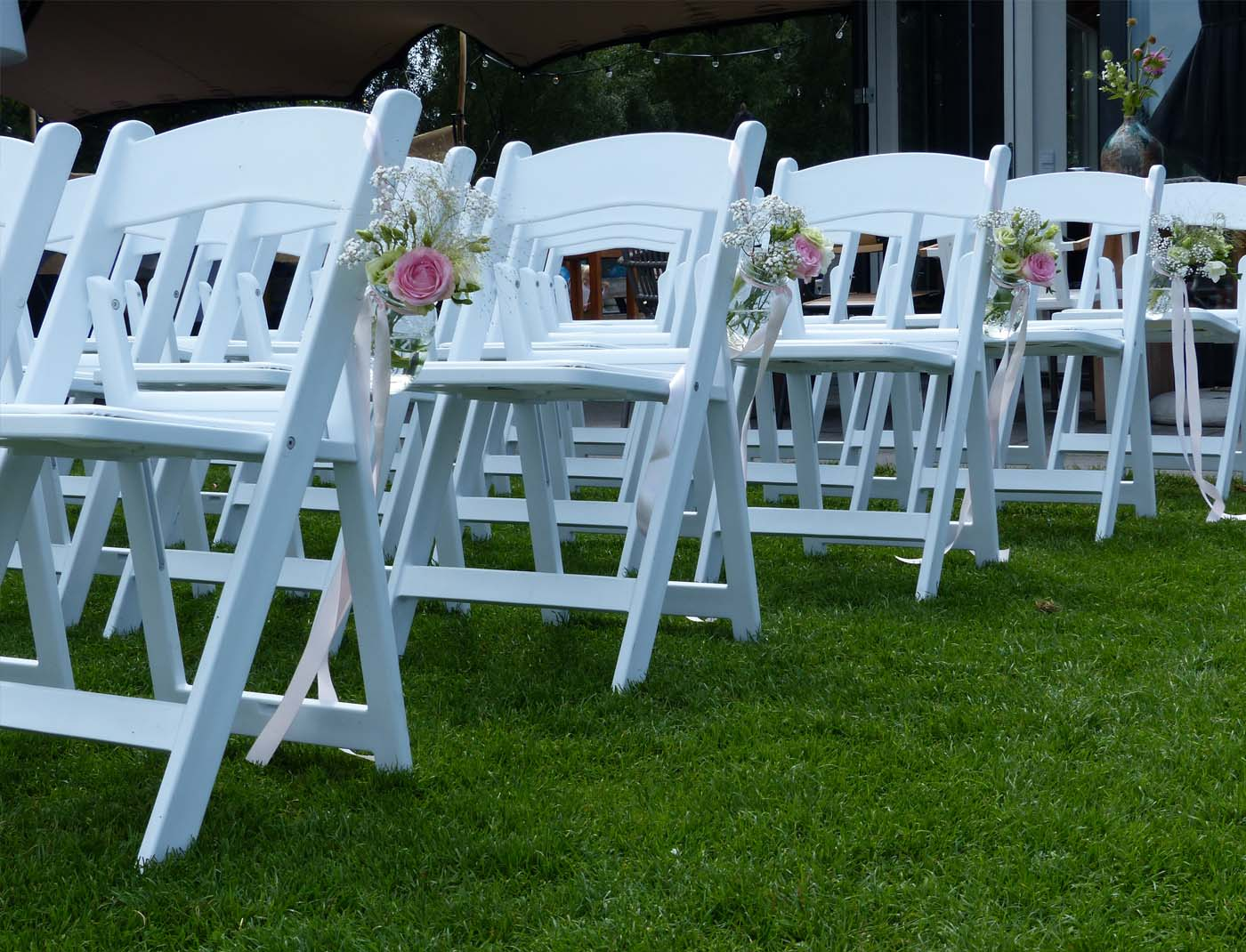 Weddings chairs